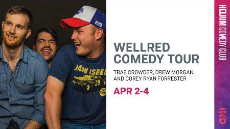 WellRED Comedy Tour