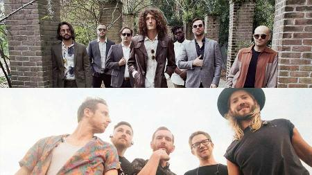 Rock on the River - The Revivalists and Moon Taxi