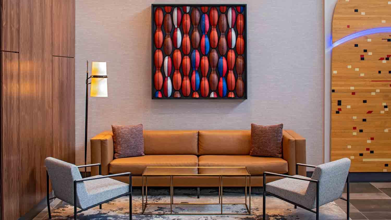 Eaton Fine Art at Hyatt Place/Hyatt House Downtown