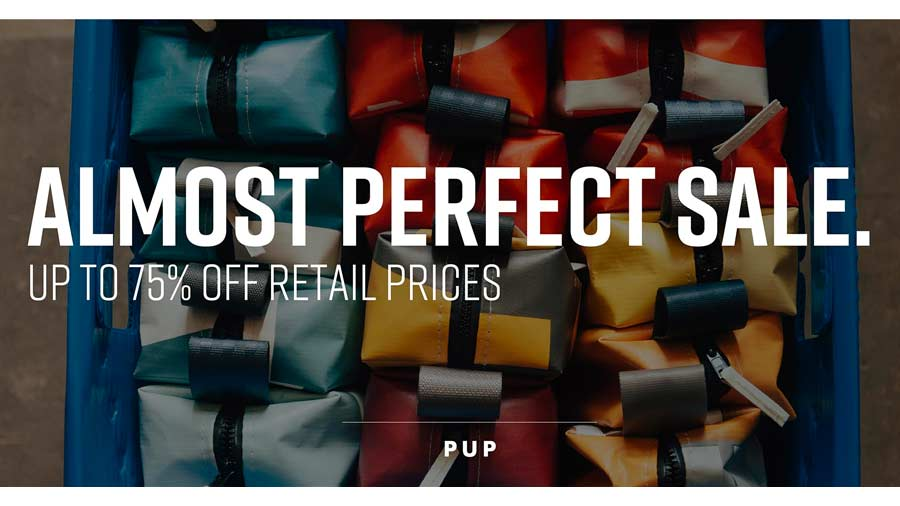 PUP Almost Perfect Sale