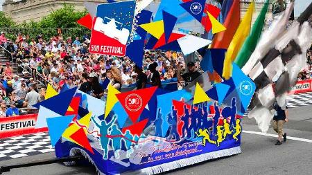 Build Your Own Parade Float