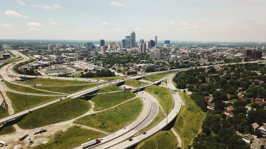 Nine Scenic Drives to Take in Indy