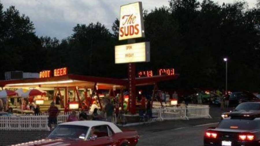 The Suds Drive In Restaurant