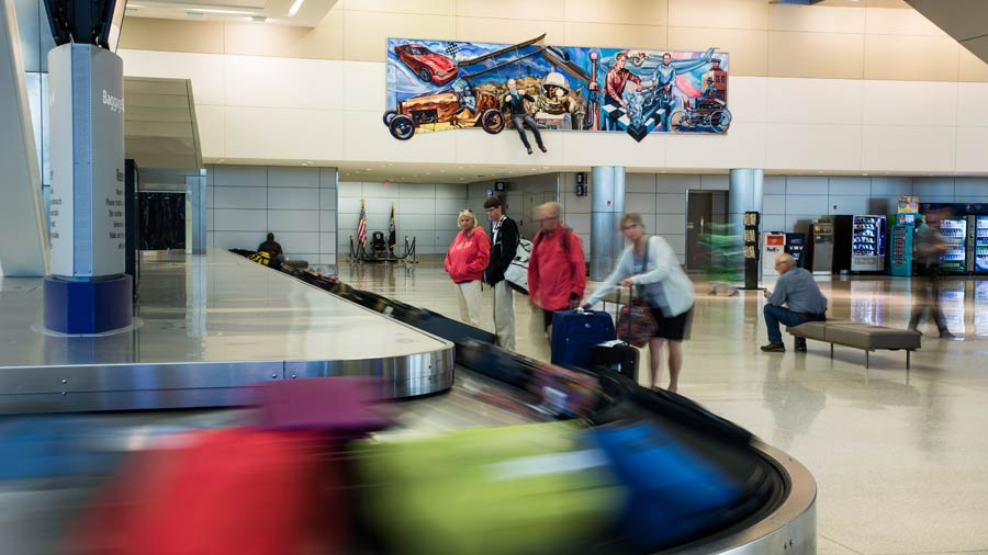 Indianapolis International Airport 13