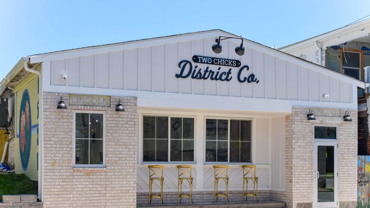 A Look Inside Two Chicks District Co.