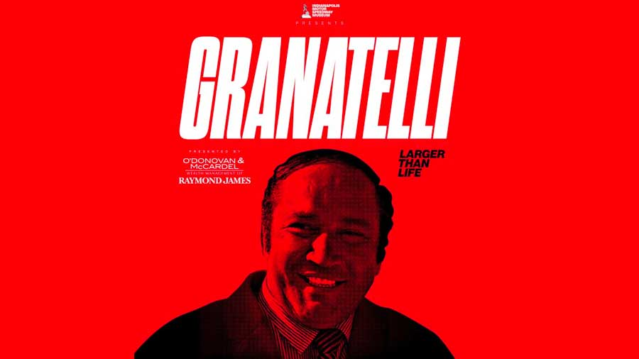 Granatelli - Larger Than Life