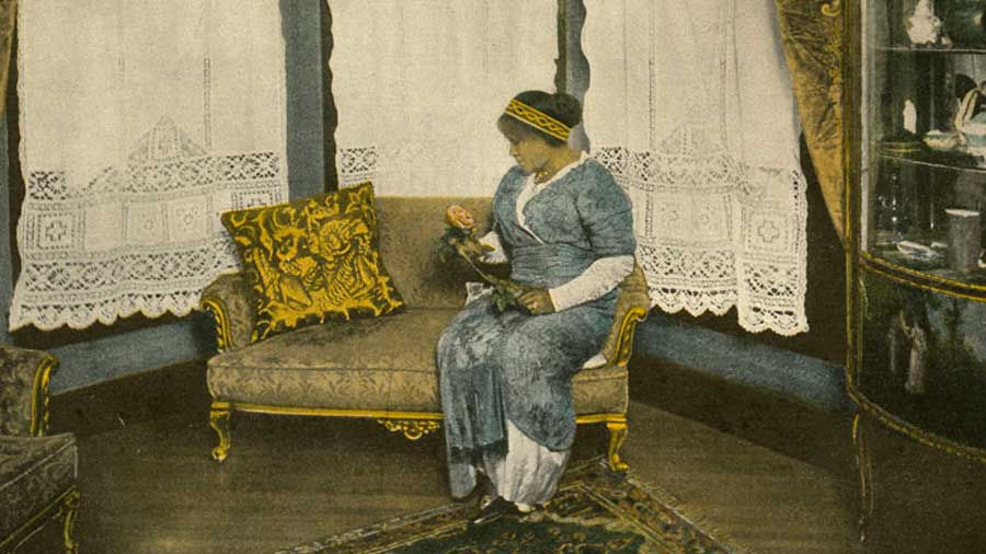 Sharing Madam Walker's History Online
