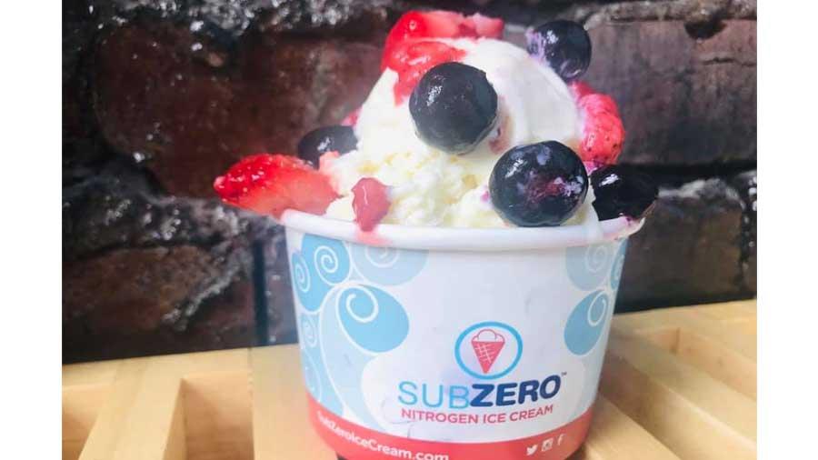 Sub Zero Ice Cream & Yogurt 1