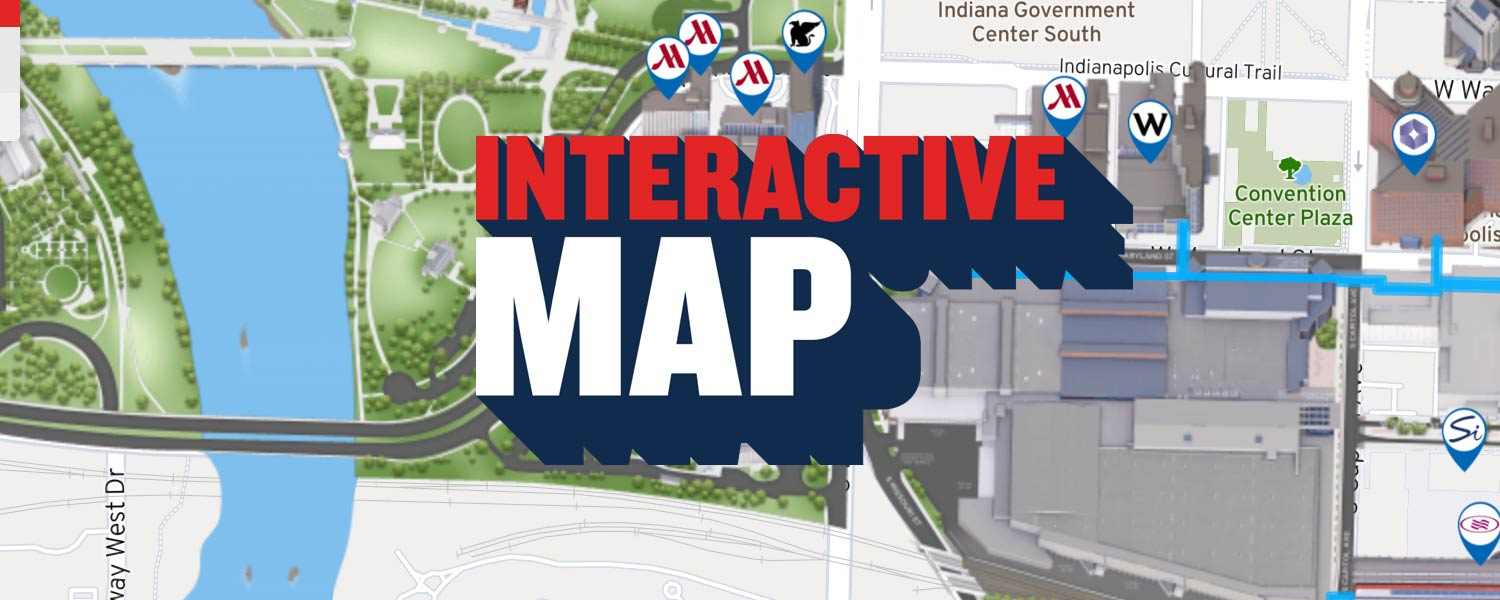 Interactive Map LEAD