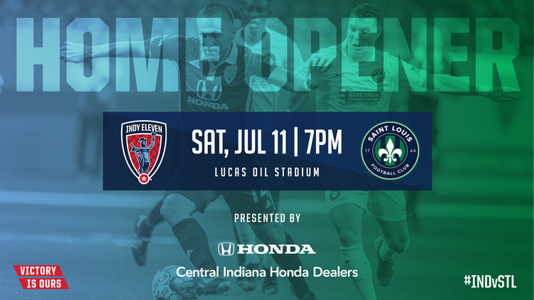 Indy Eleven Soccer Reopens This Saturday