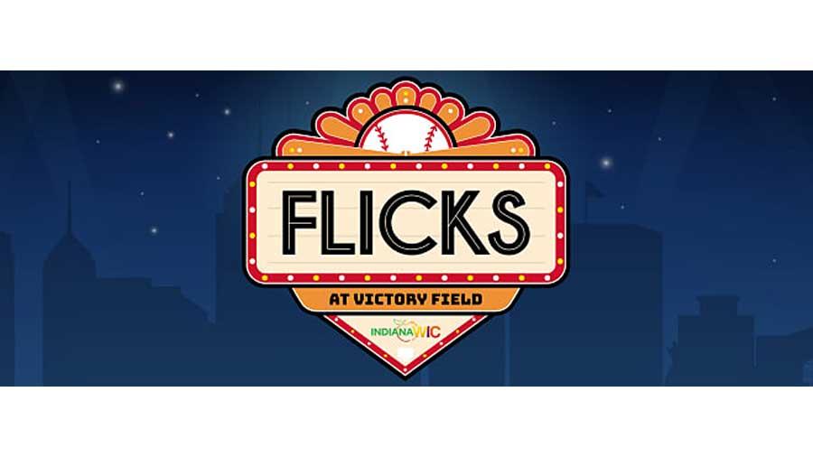 Flicks at Victory Field