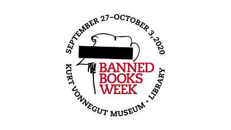 Banned Books Week 2020 at Kurt Vonnegut Museum and Library