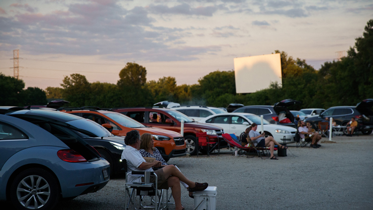 Drive-In For Heartland Film Festival