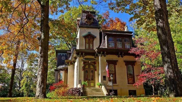 The Irvington Halloween Festival: Where Magic, Mystery, and History Collide