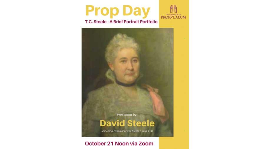 T.C. Steele - A Brief Portrait Portfolio