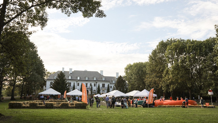 Harvest Returns to Newfields for a Month-Long Celebration