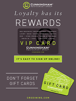 Cunningham Restaurant Group - Web Ad - Tower - Rewards 010421