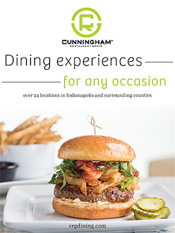 Cunningham Restaurant Group - Web Ad - Package - Dining Exp 010421 Tower