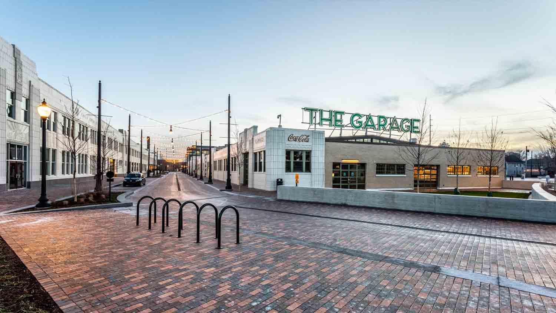 The Garage at Bottleworks 1
