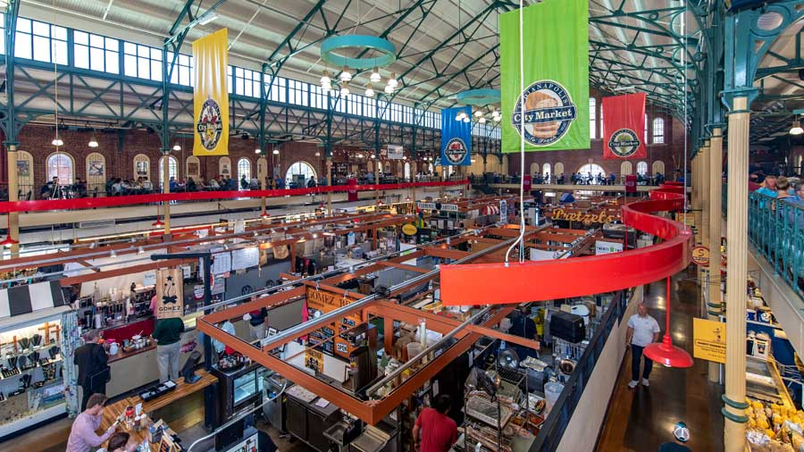 Indianapolis City Market 11