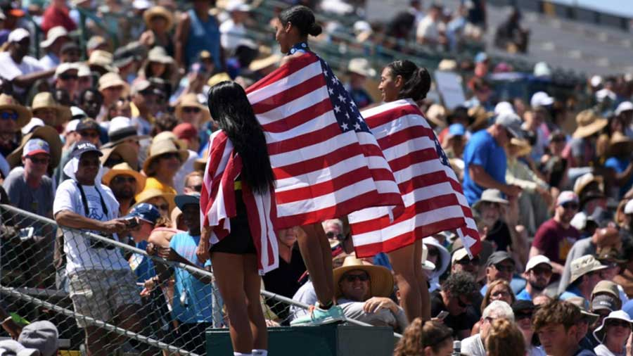 America's Running Routes and USATF