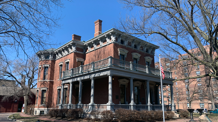 A New Exhibit Opens at Benjamin Harrison Presidential Site
