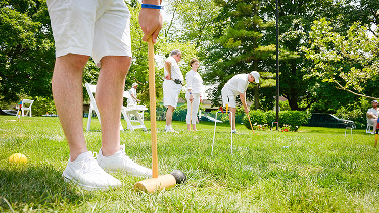 Wicket World of Croquet Moves to White River State Park