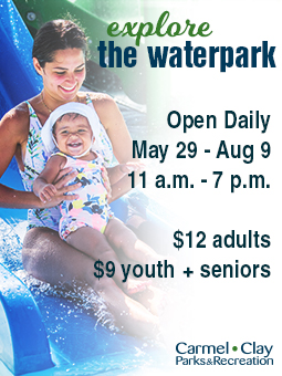Carmel Clay Waterpark - Package Web Ad -  060121 Tower