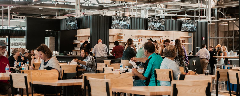 LEAD Food Halls