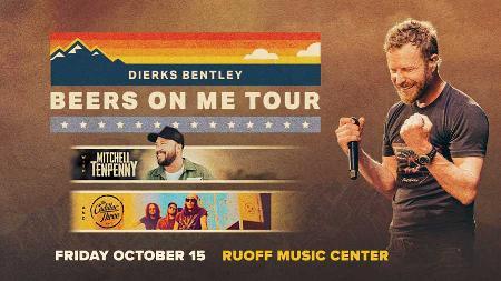 Dierks Bentley - Beers On Me Tour