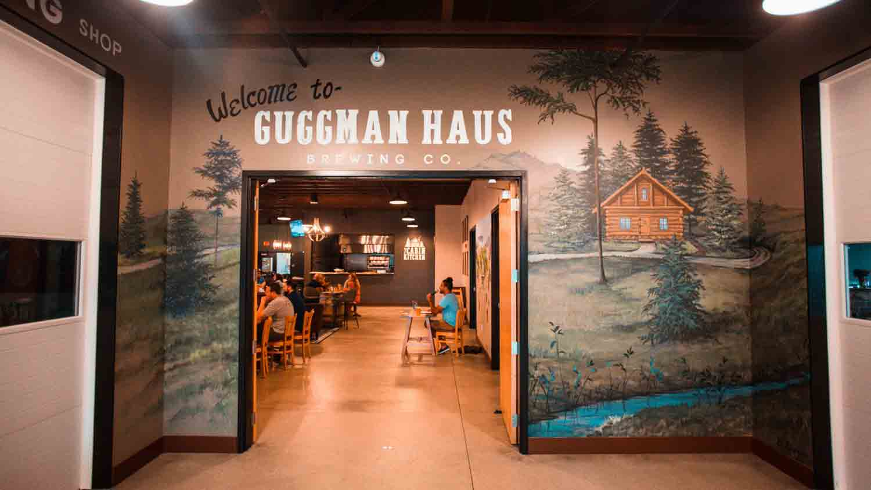 Guggman Haus Brewing Co. 19