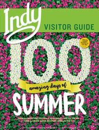 Spring/Summer 2017 2017 Visitor Guide