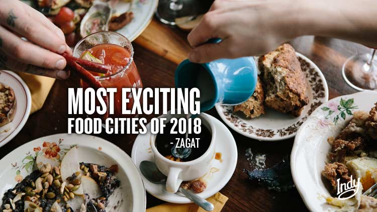 Zagat Food Cities